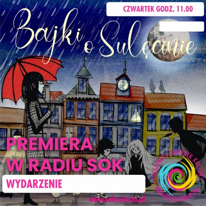 Premiera radiowa audiobooka Bajki o Sulęcinie!