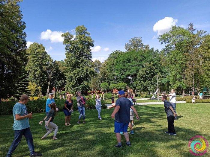 Spotkanie z uczestnikami Środowiskowego Domu Samopomocy w Sulęcinie - 05.08