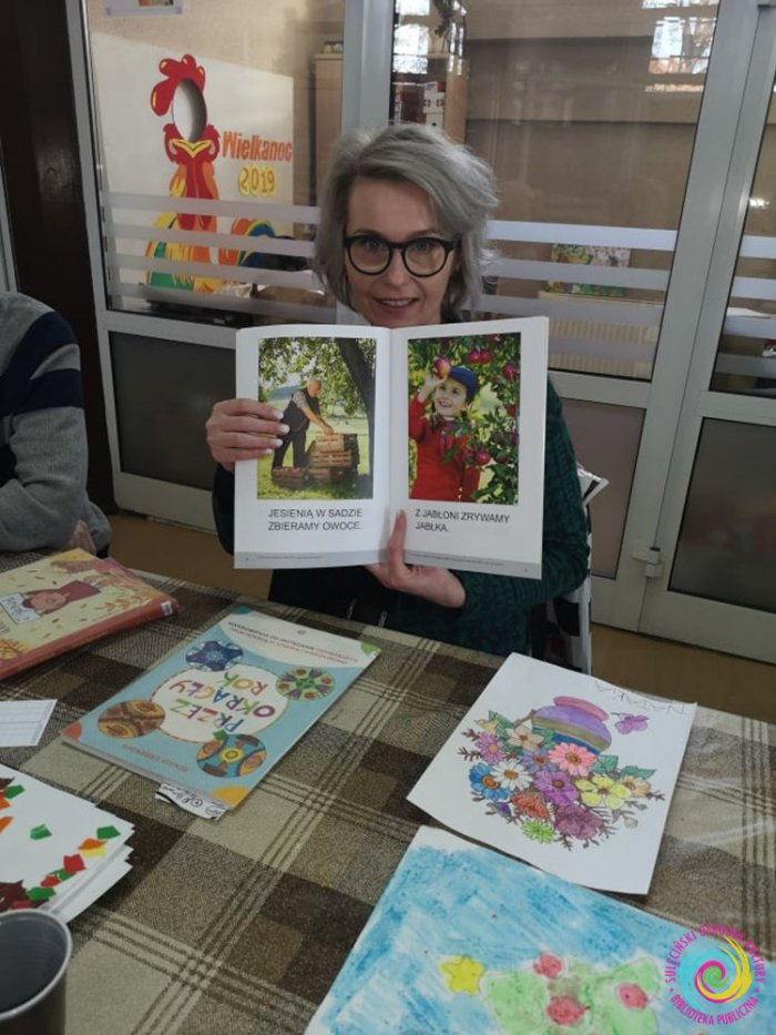 Celebrujemy jesienny czas z uczestnikami Środowiskowego Domu Samopomocy w Sulęcinie