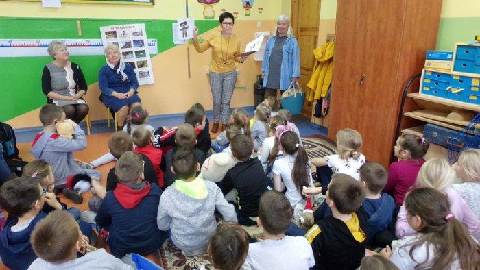 Dzień Pluszowego Misia w Szkole Podstawowej w Trzemesznie Lubuskim
