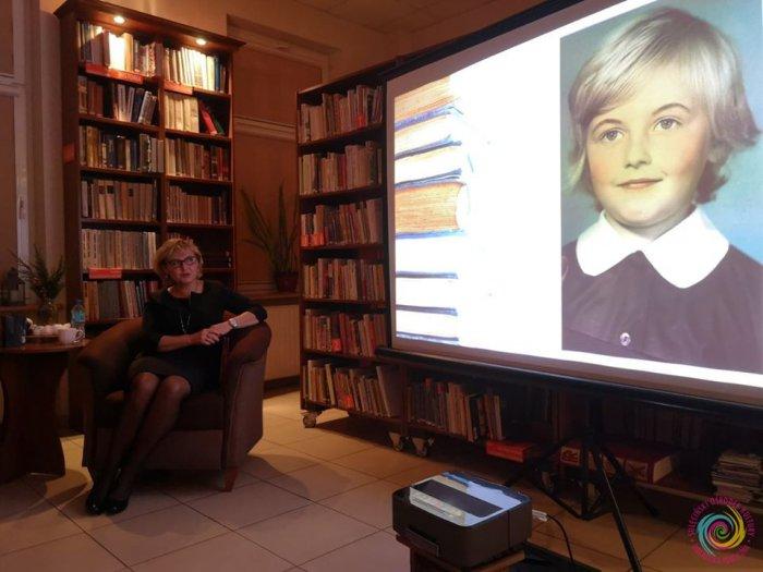 Czytaj ludzi jak książki - spotkanie z Iwoną Grzegorek - relacja z wydarzenia